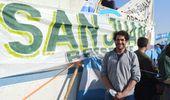 #9J: Nicolás Yanzón, el productor viñatero que viajó más de 1.000 kilómetros para decirle basta al Gobierno