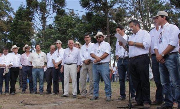El Jardín de la República vuelve a ser protagonista de una unión emancipadora.