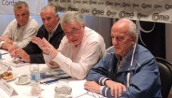 Productores y empresarios se reunieron en Córdoba