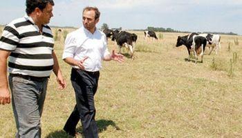 Productores lácteos renovaron el pedido de institucionalización de mercados en una reunión con el Gobierno