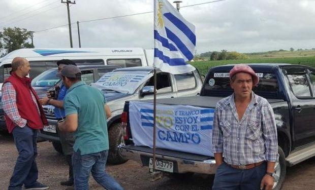 Vázquez recibe esta tarde a las gremiales rurales.
