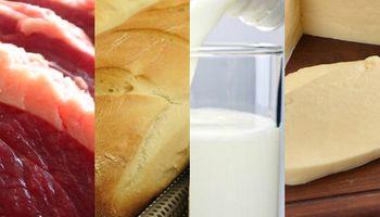 ¿Cómo se construyen los precios de cuatro productos básicos?