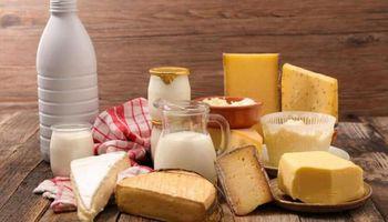 Crece la venta de productos lácteos en el mercado interno