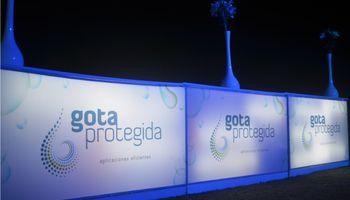Rizobacter presentó Gota Protegida