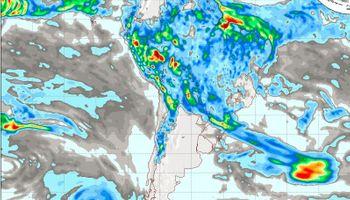 Perentorio alivio pluvial en la zona núcleo