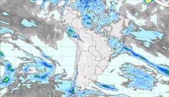 Semana sin lluvias en el centro del país