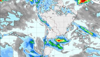 Pronósticos de precipitaciones y humedad