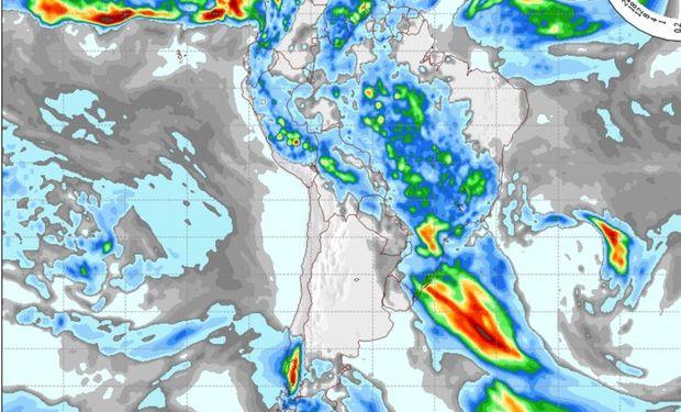 Pronóstico para el día sábado 21 de noviembre. Fuente: COLA.