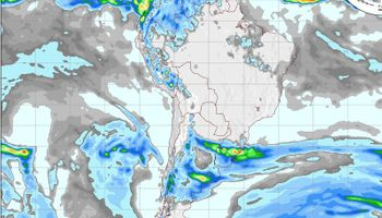 Inestabilidad y lluvias intermitentes