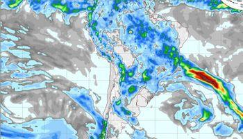 Clima inestable y probabilidad de precipitaciones