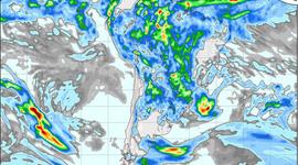 Con las reservas de humedad muy comprometidas, detalle del pronóstico de lluvias para los próximos 7 días
