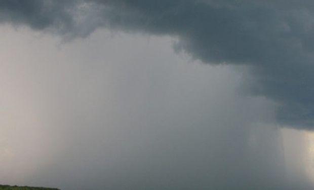 Alerta del SMN por tormentas fuertes sobre 7 provincias.