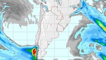 Pronóstico del clima: con las reservas muy ajustadas llega otra semana seca