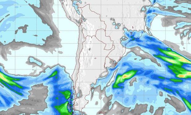 Pronóstico lluvias viernes 15 de junio.