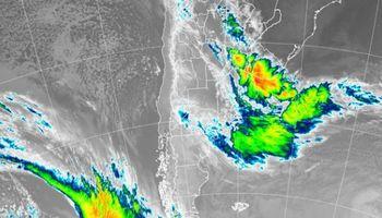Amplio alerta por tormentas fuertes y precipitaciones persistentes