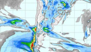 Se consolida la mejora del patrón pluvial