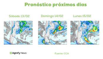Se mantiene la alta inestabilidad: qué dice el pronóstico del tiempo para los próximos días (y semanas)