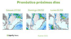 Clima adverso: con temperaturas en ascenso, no se esperan lluvias en los próximos diez días
