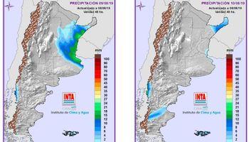 Lluvias y temperatura: cómo sigue el clima en los próximos días