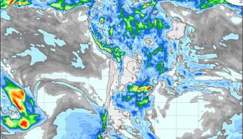 Semana inestable y con lluvias generalizadas