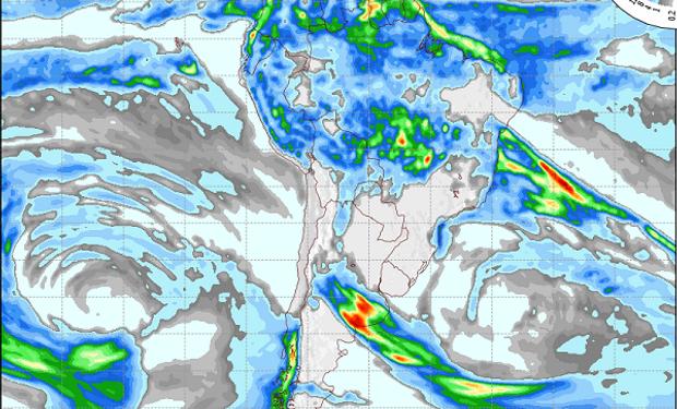 Pronóstico de lluvias: se acerca otra oportunidad para sumar milímetros