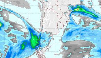 Pronóstico de lluvias: el escenario cambia en el comienzo de la próxima semana
