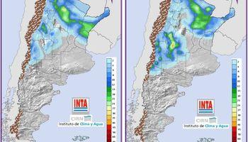 Nuevas lluvias y descenso de las temperaturas