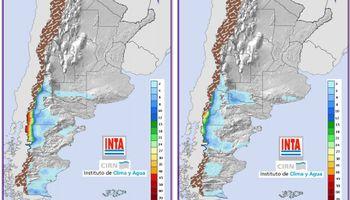 Ausencia de lluvias y aumento de las temperaturas