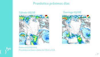 Clima: la inestabilidad podría sostener las cotizaciones