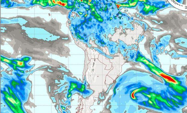 Pronóstico del tiempo para el día jueves 19 de mayo.
