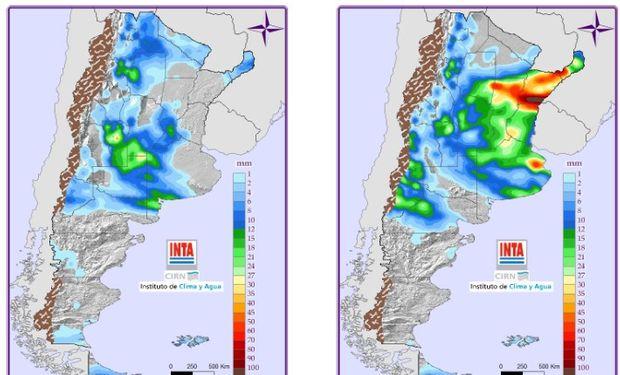 Fuente: Clima y Agua INTA.
