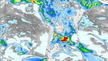 Clima: lluvias y luego condiciones estables