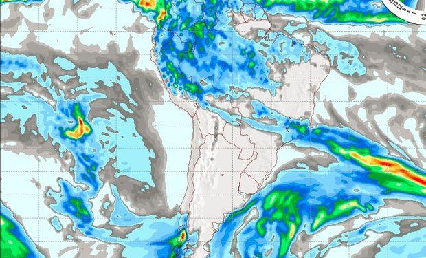 Pronóstico para el día miércoles 8 de junio.