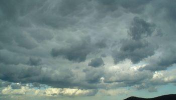 Pronostican lluvias sobre la franja este