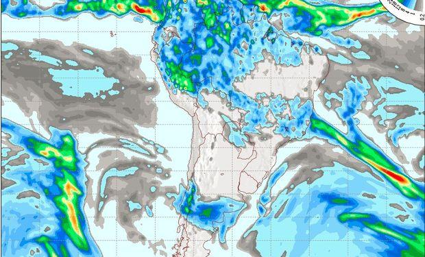 Pronóstico del tiempo para el día viernes 20 de mayo.