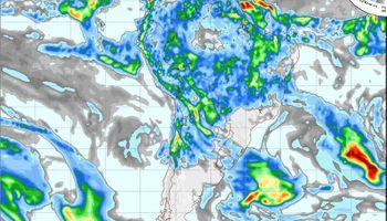 Clima: mejoras temporales y con aumento de temperatura