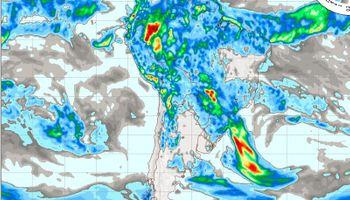 Después del calor, inestabilidad y lluvias