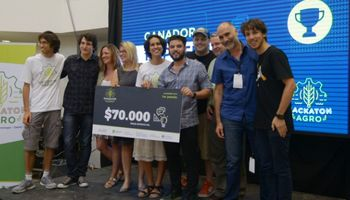 Hackaton Agro: la propuesta de los ganadores