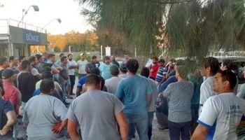 Aceiteros lanzaron un paro nacional por tiempo indeterminado