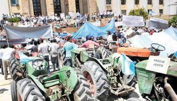 La Mesa de Enlace anunció una protesta en Capital