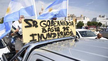 Productores inundados de Córdoba reclamaron obras