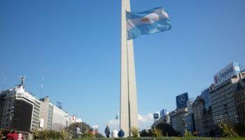 Mañana, protesta del campo en el Obelisco