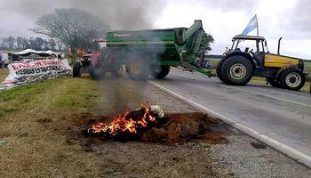 Se endurece la protesta de los productores del Norte