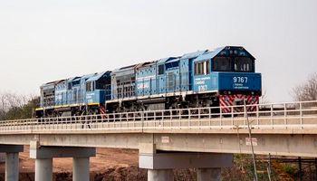 Habilitaron el puente ferroviario que permitirá un ahorro logístico de un 30 % en transporte de granos