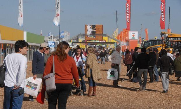 Comenzó la celebración por el vigésimo aniversario de AgroActiva con 26.300 personas recorriendo el predio.