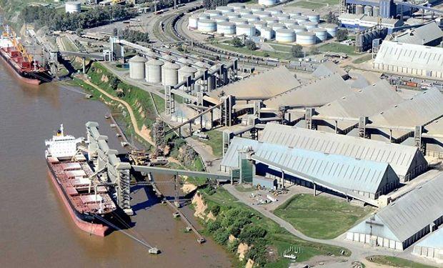 Exportación de granos: se normaliza la actividad en los puertos y no habrá paro por el momento