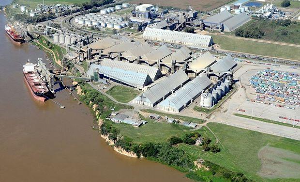Exportaciones. El line up de harina de soja cayó un 32% respecto de la semana previa, hasta alcanzar 1 millón de toneladas.