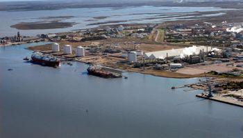 Cayeron los embarques agrícolas por el puerto de Bahía Blanca