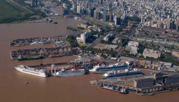 Menos costo de logística para exportar desde Buenos Aires