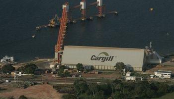 Cargill invertirá en el puerto de Diamante